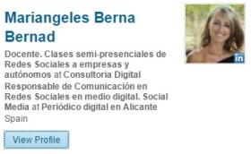 Linkedin Mariangeles Berna